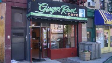 New York, NY Metro > Brooklyn > Restaurants > Ginger Root Cafe