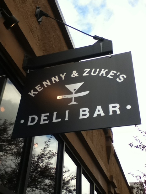 Kenny & Zuke's Deli Bar