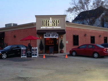 Crisp Wine, Beer &amp; Eatery