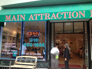 Main Attraction Nail &amp; Spa