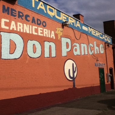 Mercado Don Pancho Market