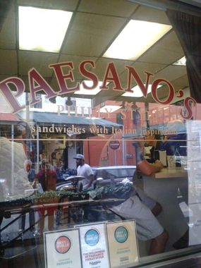 Paesano&#039;s Philly Style