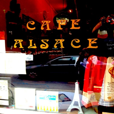 Cafe Alsace