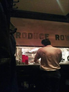 Produce Row Cafe