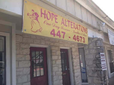 Hope Tailor Shop & Alterations
