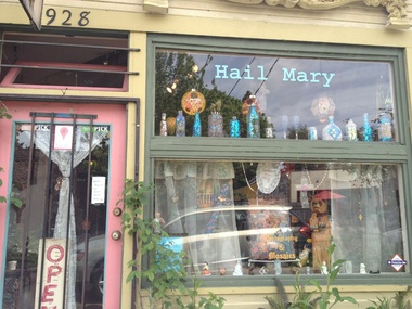Hail Mary Art Gallery
