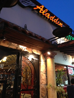 Aladdin Mediterranean Cuisine