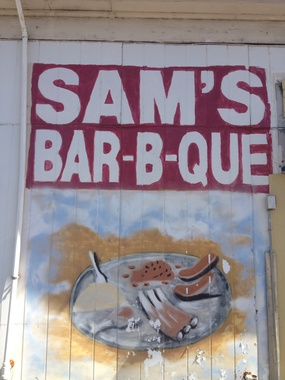 Sam&#039;s Bar-B-Cue