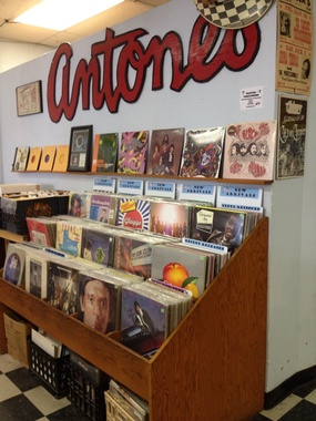 Antone&#039;s Record Store