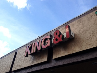 King & I Restaurants