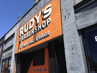 Rudy&#039;s Barbershop
