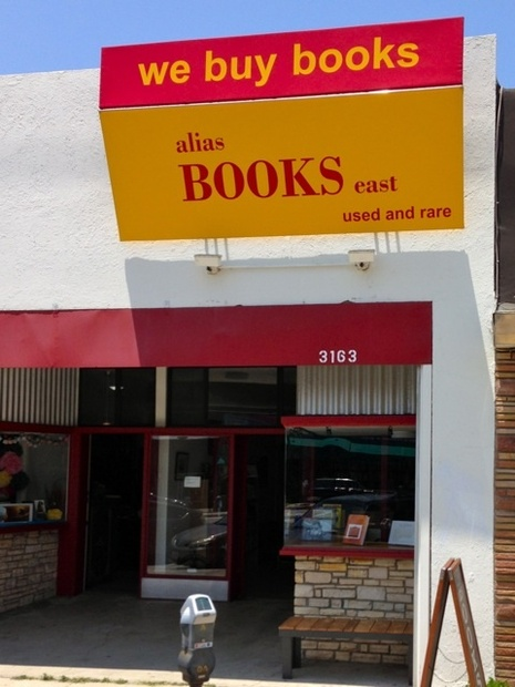 Alias Books East