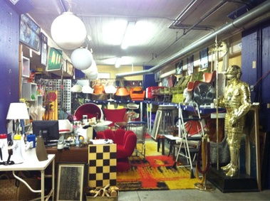 Treasure Troves for NYC Film Scouts & Interior Decorators