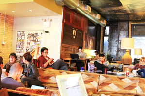 Laptop Friendly Coffee Shops & Cafes