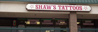 Bob Shaw's Tattoo Studio