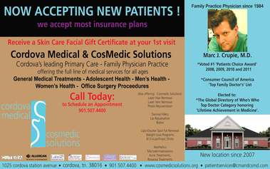 Cordova Medical & CosMedic Solutions