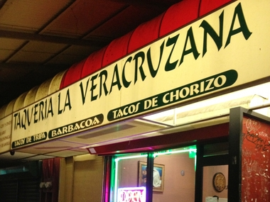 Taqueria Veracruzana