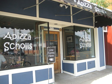 Apizza Scholls