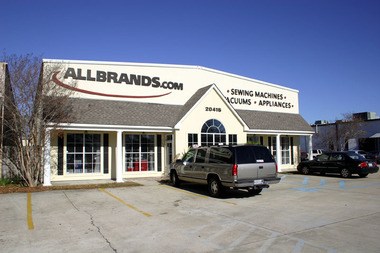 Allbrands.com Sew &amp; Vac