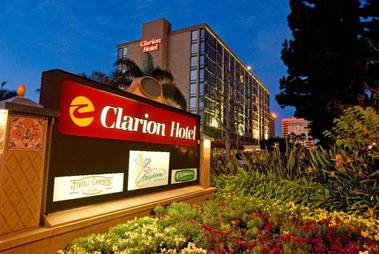 Clarion Hotel Anaheim Resort