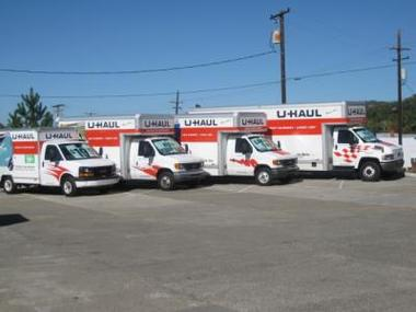 U-Haul Moving &amp; Storage of Belmont