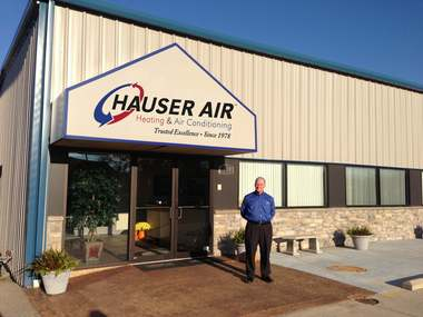 Hauser Heating & Air Cond INC