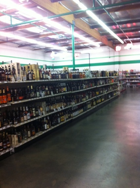 Beverage Warehouse