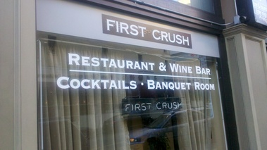 First Crush Restaurant Wine Bar & Lounge
