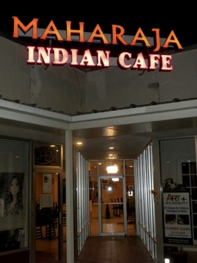 Maharaja Indian Rstrnt & Cafe