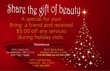 Dominican Beauty Salon