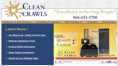 Clean Crawl Inc