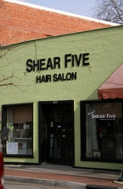 Shear Five