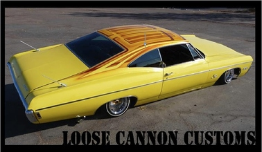 Apex Body & Paint / Loose Cannon Customs