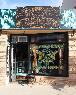 Sleeping Giant Tattoo Parlor