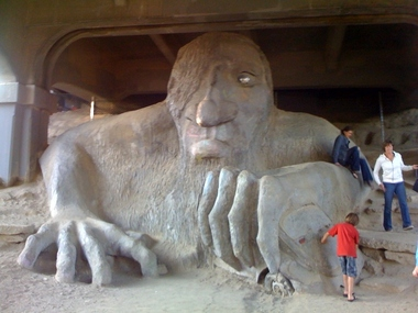 Fremont Troll