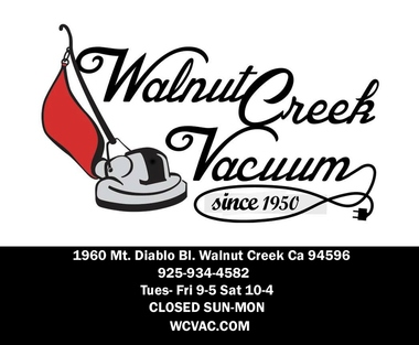 Walnut Creek Vacuum & Electric Motor Service
