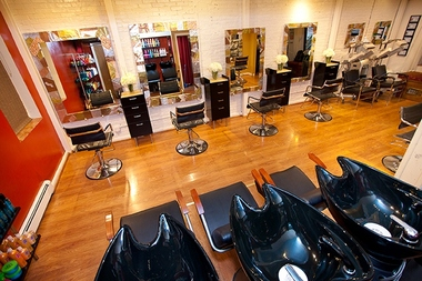 Timothy John's Salon