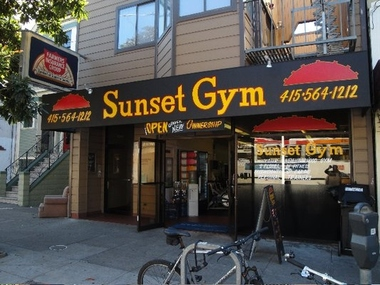 Sunset Gym