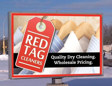 Red Tag Cleaners INC