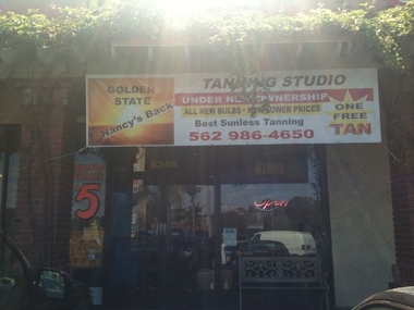 Golden State Tanning Studio