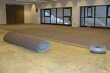Magic Carpet Flooring