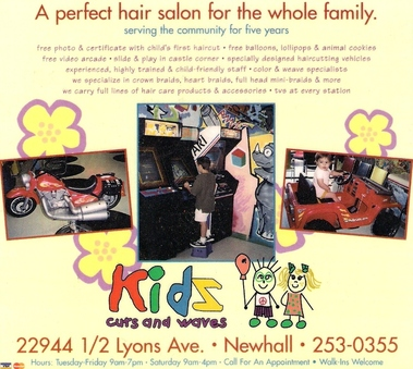 Kids Cuts & Waves