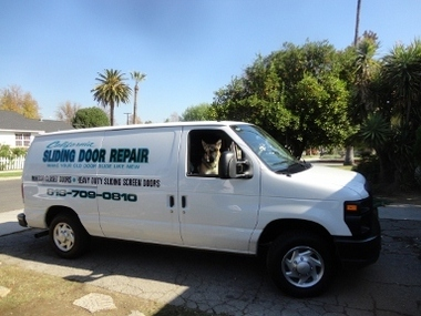 California Sliding Door Repair