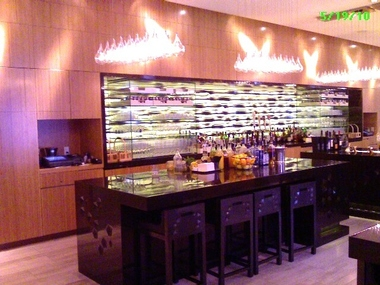 Bar Seven Five at the Andaz Hotel