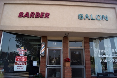 Grand Avenue Barber Shop
