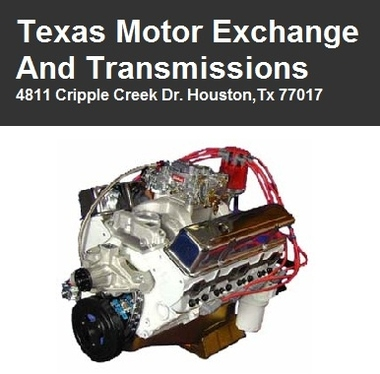 Texas Motor Exchange