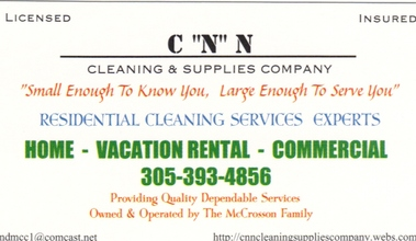 Cnn Cleaning &amp; Supplies Co