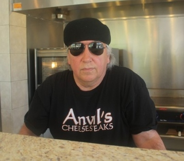Anvil&#039;s Cheesesteaks