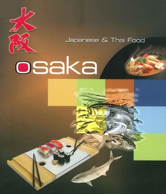 Osaka Japanese & Thai Restaurant