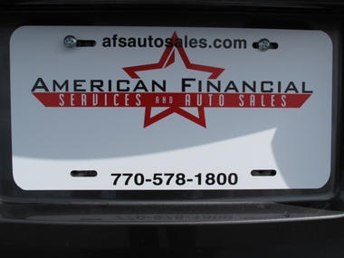 American Financial Svc &amp; Auto